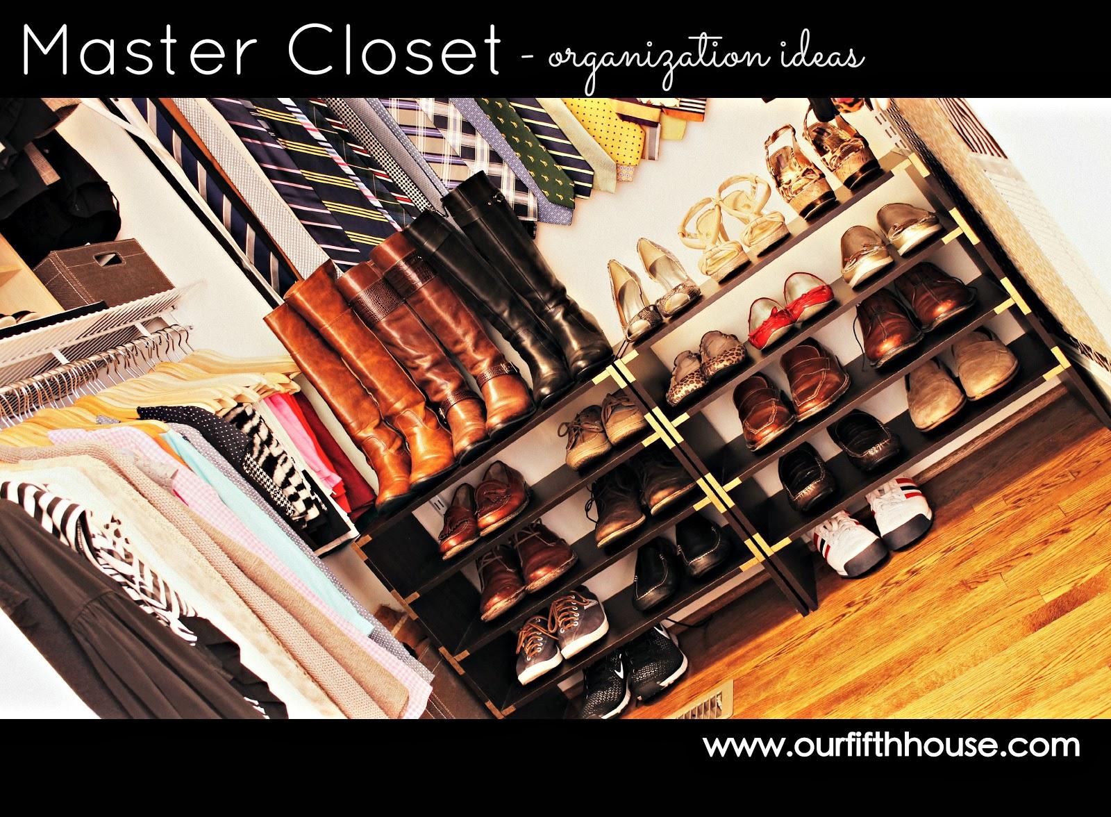 master closet ideas