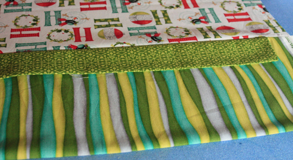 Sew In Love With Fabric Pillowcase To Drawstring Bag Tutorial