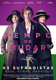 As Sufragistas - Suffragette (2015) de Sarah Gavron