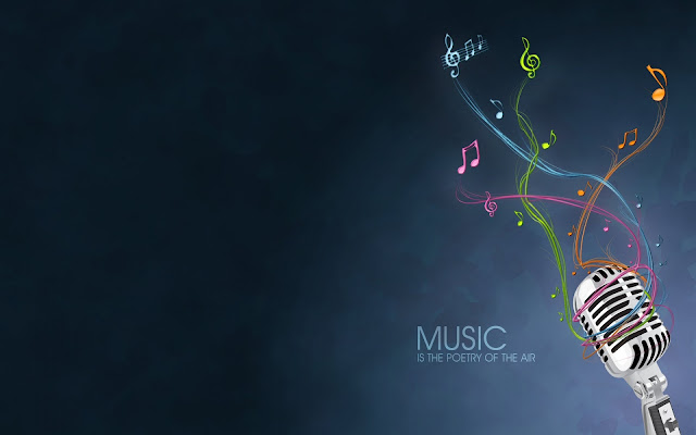 Music Mic Wallpaper HD