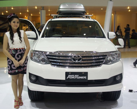 Harga Toyota Fortuner 2013 di Jakarta, Bogor, Depok, Tangerang, Serang