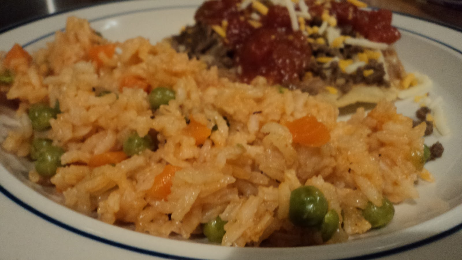 Feed Me Now Mother!: Arroz Mejicano (Mexican Red Rice)