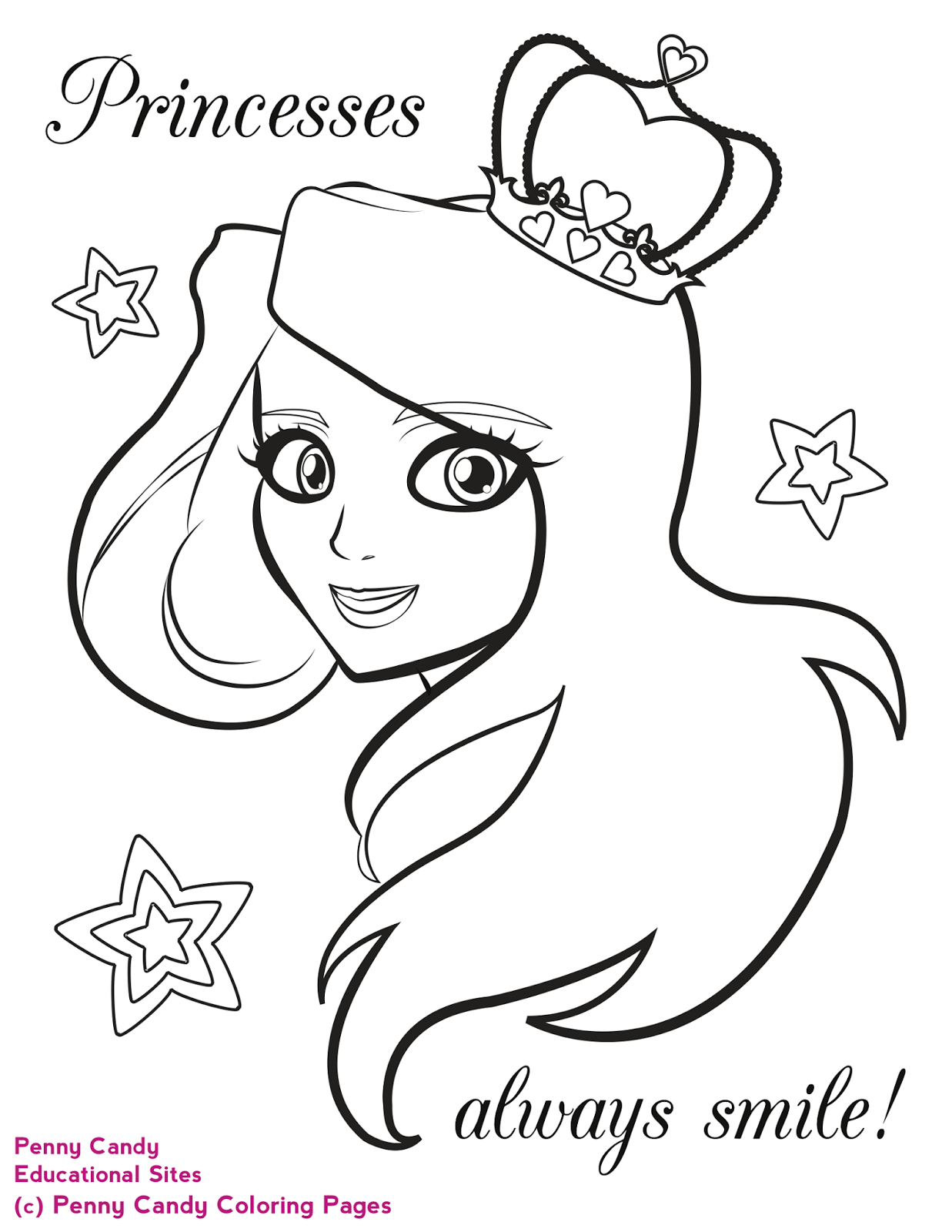 Coloring princess pictures - Coloring Princess Free Download Princess Coloring Book Printable Free Printable Princess Crown Coloring Pages Free