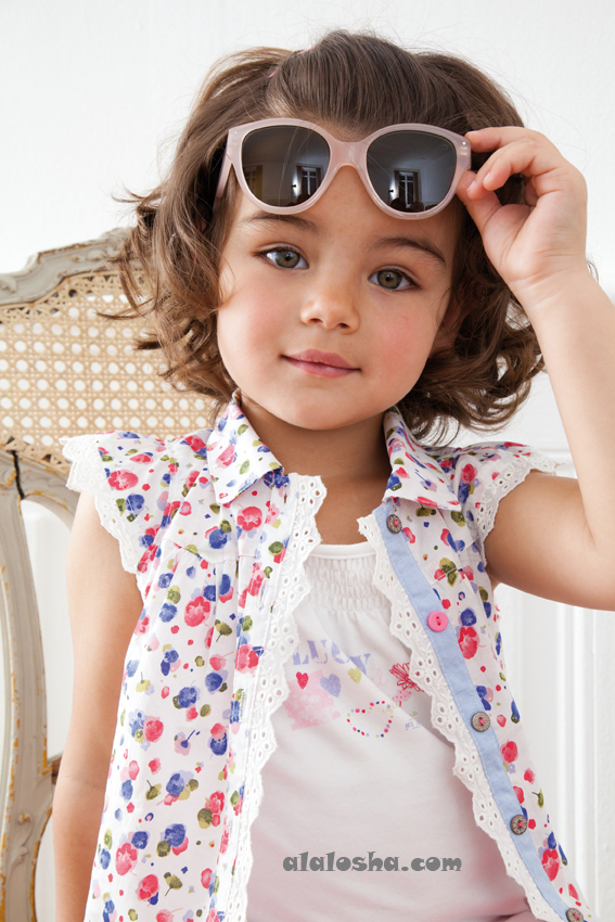 Absorba Ss 14 Toddler Collection For Girls