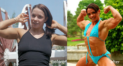Sarah Dunlap transformation