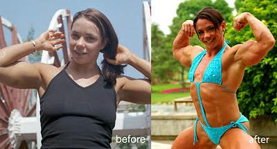 Sarah Dunlap transformation