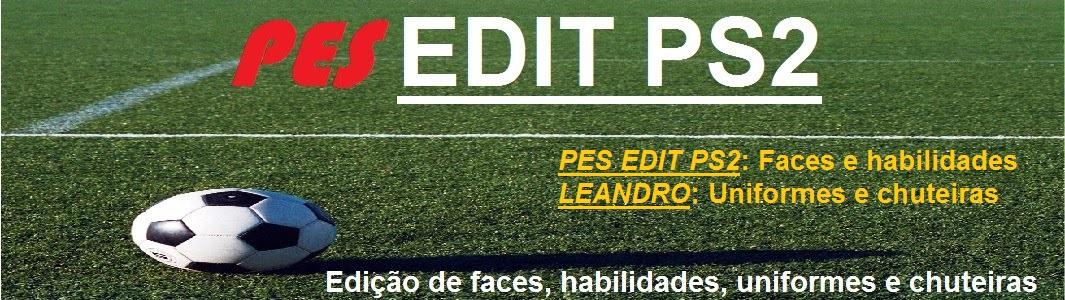 PES EDIT PS2