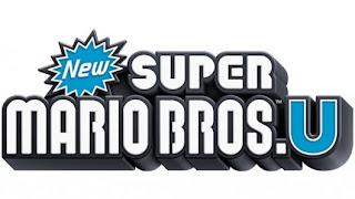 New Super Mario Bros U logo header 530x298 More New Super Mario Bros. U Info
