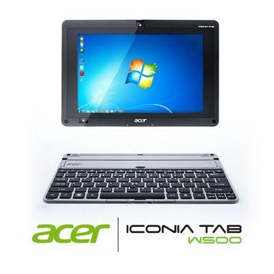 Acer Iconia Tab W500-BZ467