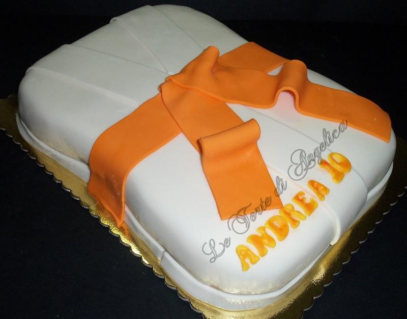 Emozioni in torte le torte di angelica cintura arancione for Decorazione torte karate
