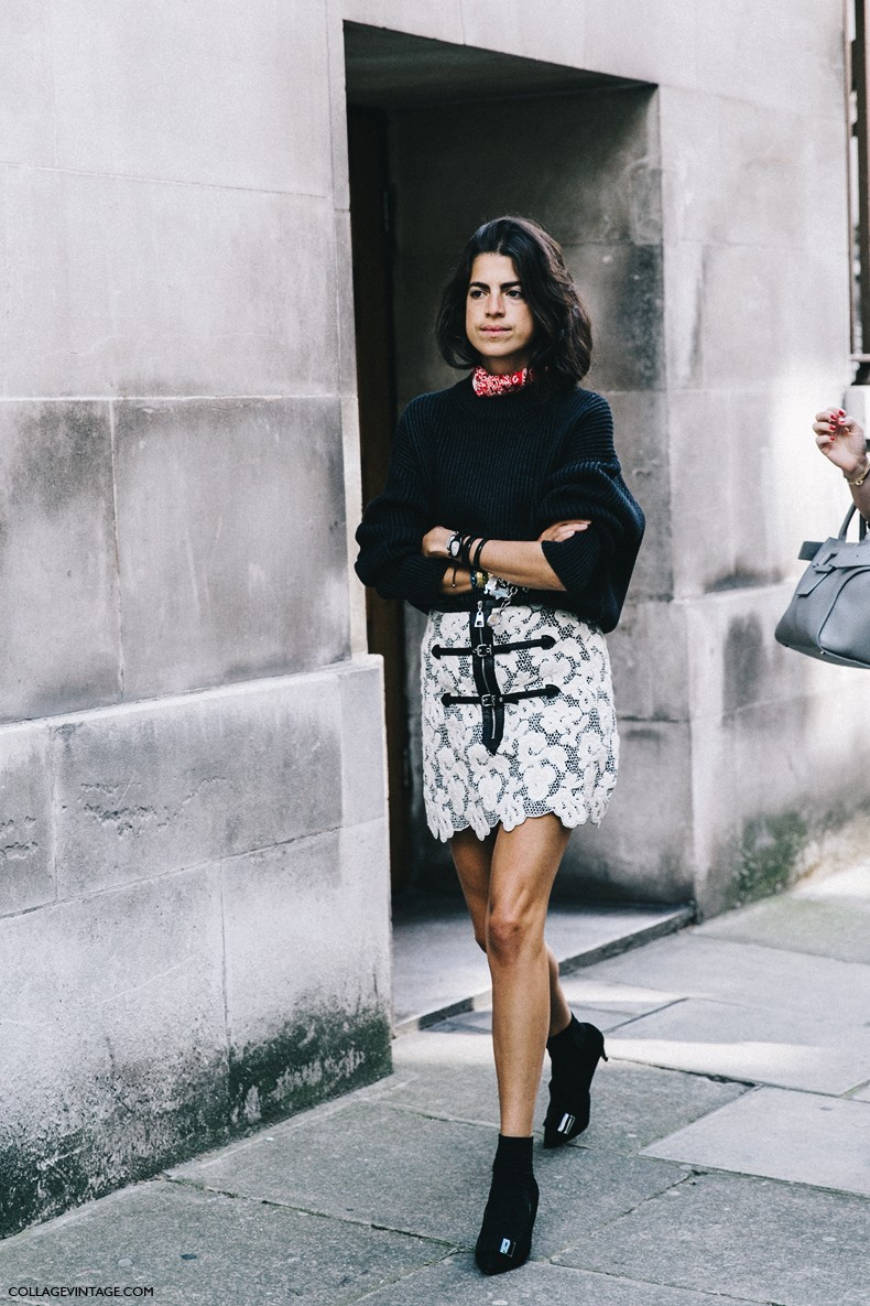 Street Style New York At London Fashion Week Street Style 2015 Cool Chic Style Fashion