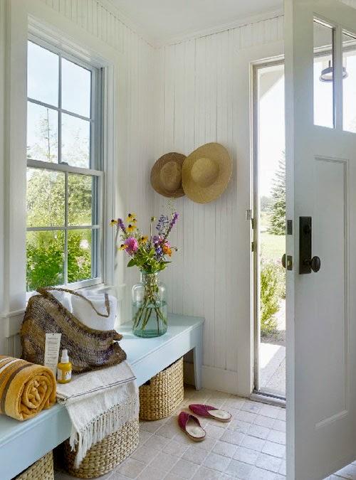 Recibidor vest bulo o hall good morning style - Alfombras recibidor ...