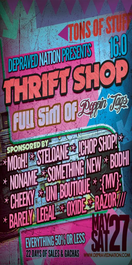 Thrift Shop 16