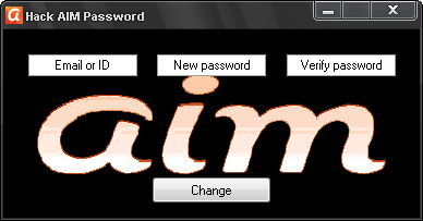 Learn How To Hack AIM Account Password Free