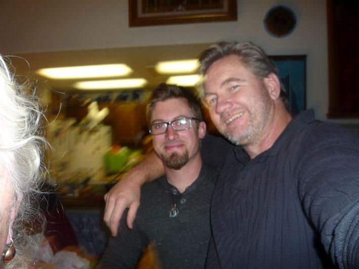 Me and Tim
