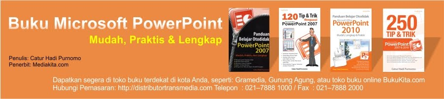 Tutorial Belajar Power Point