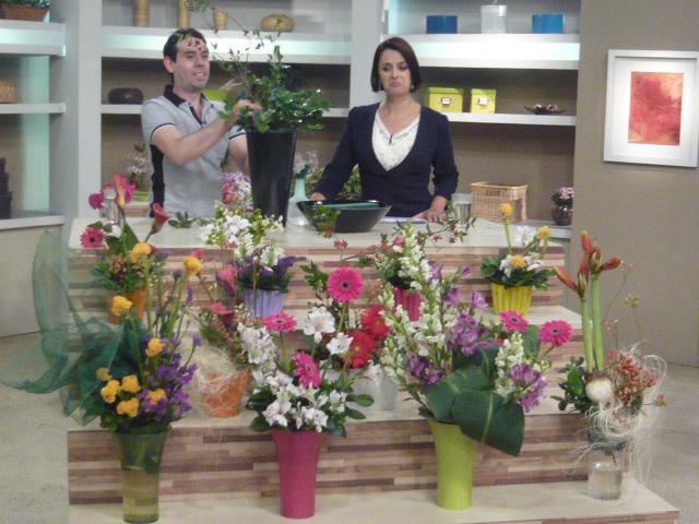 "Ikebana de Primavera TV Gazeta , ""Mulheres."""