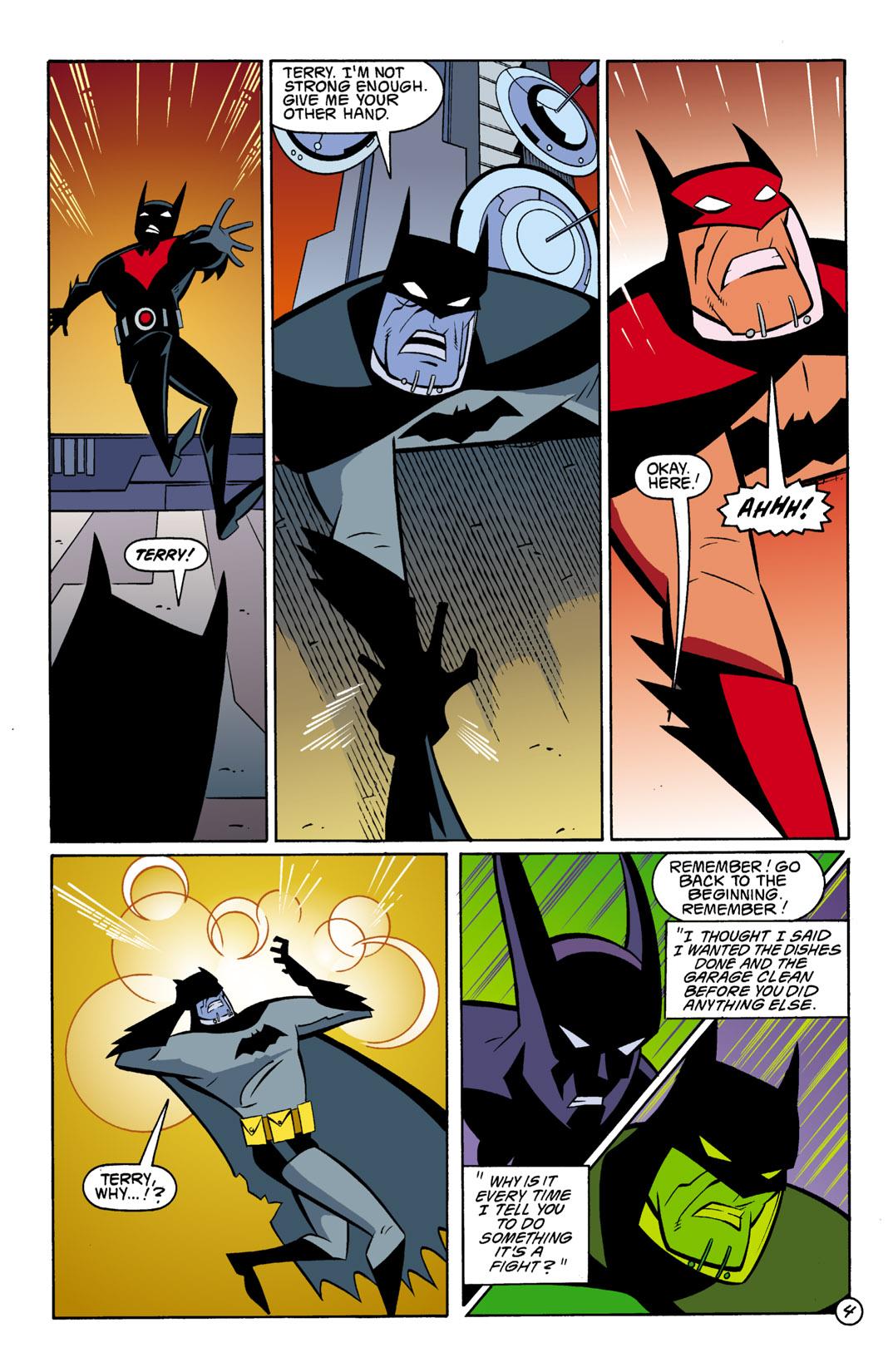 Batman Beyond [II] Issue #1 #1 - English 5