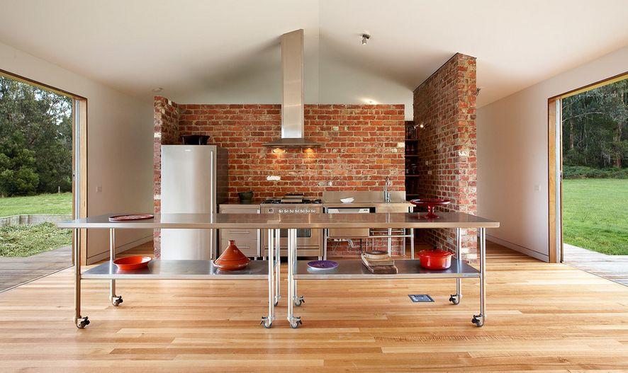 DE CASI TODO UN POCO MAS: Cocina: Mesas de Trabajo de acero inoxidable