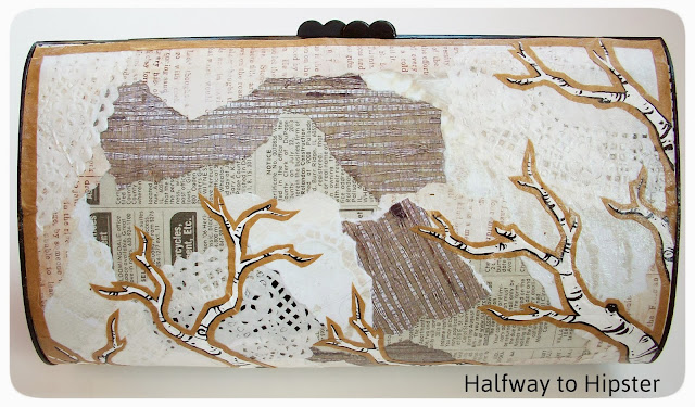 Mod Podge Purse