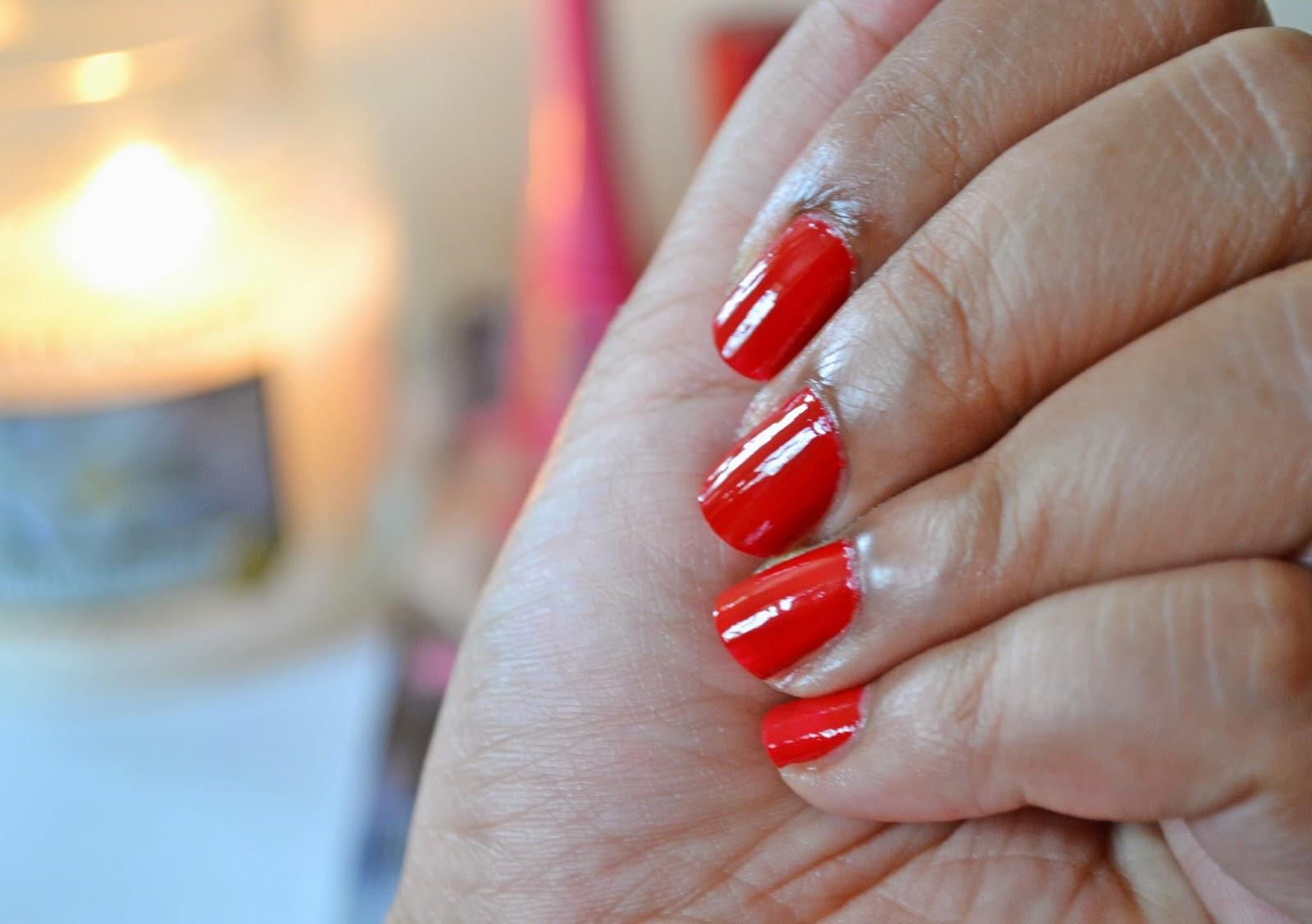 Review | Bourjois Instant Dry Nail Drops | Aspiring Londoner