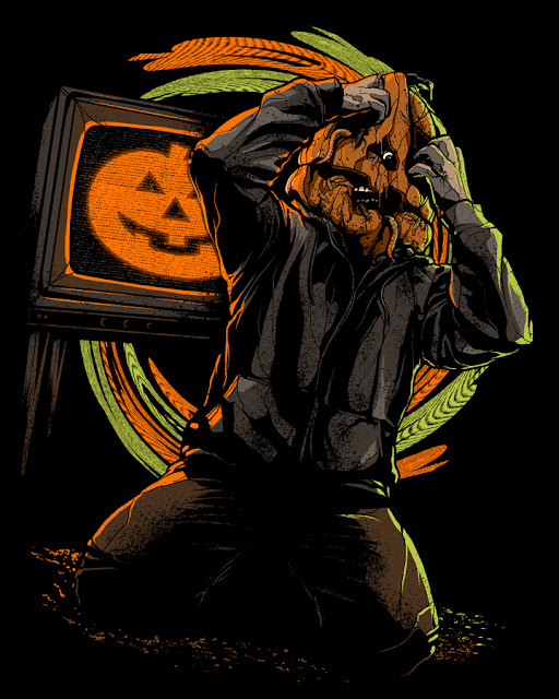 Fright rags halloween t-shirt