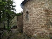 Absidioles de Sant Esteve de la Colònia Soldevila
