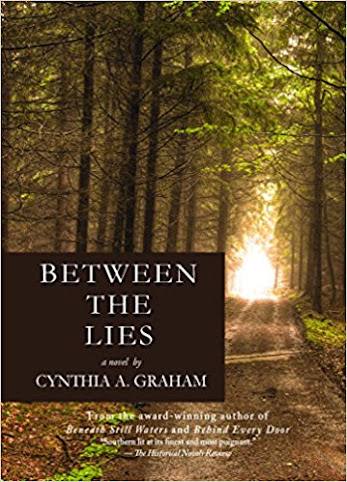 TLC BOOK TOUR (23/08/18) Between The Lies by Cynthia A Graham