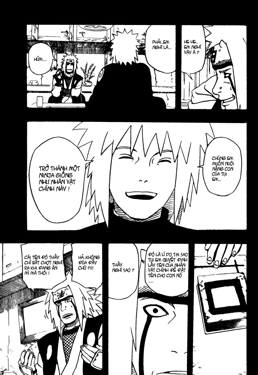 Naruto chap 382 Trang 9 - Mangak.info
