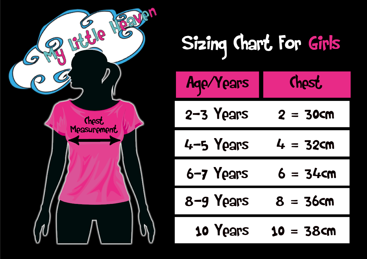 Mylittleheaven girl 39 s burberry for Burberry shirt size chart