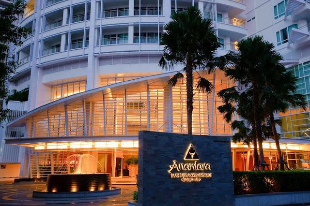 【曼谷酒店推介】 曼谷安娜塔拉酒店式公寓 Anantara Baan Rajprasong Serviced Suites Bangkok