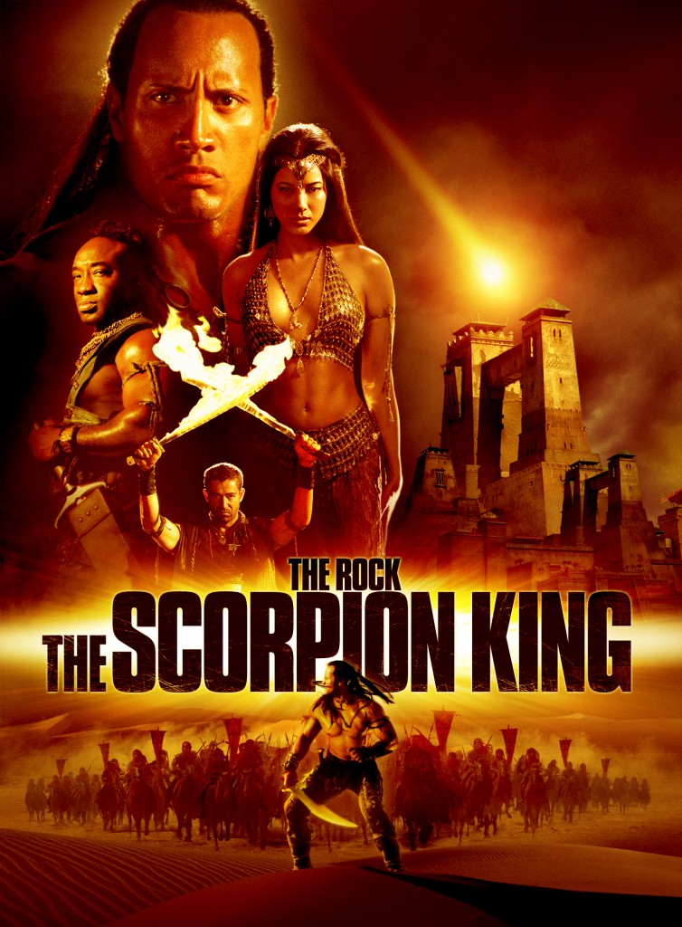 The Scorpion King (2002)  Hindi Dubbed Movie Watch Online