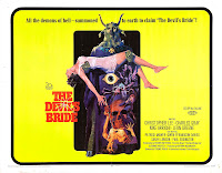 The Devil's Bride poster