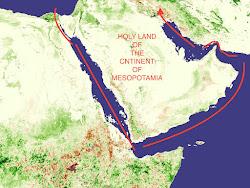 MESOPOTAMIA CONTINENT