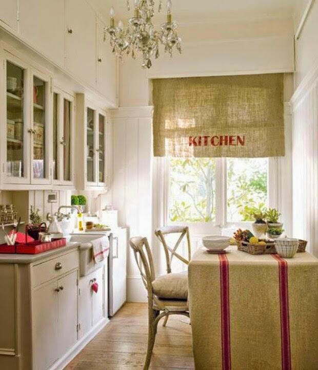 8 ideas para decorar una cocina con office - Cocinas con office fotos ...