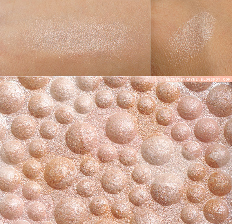 Physicians Formula Powder Palette Mineral Glow Pearls Swatch