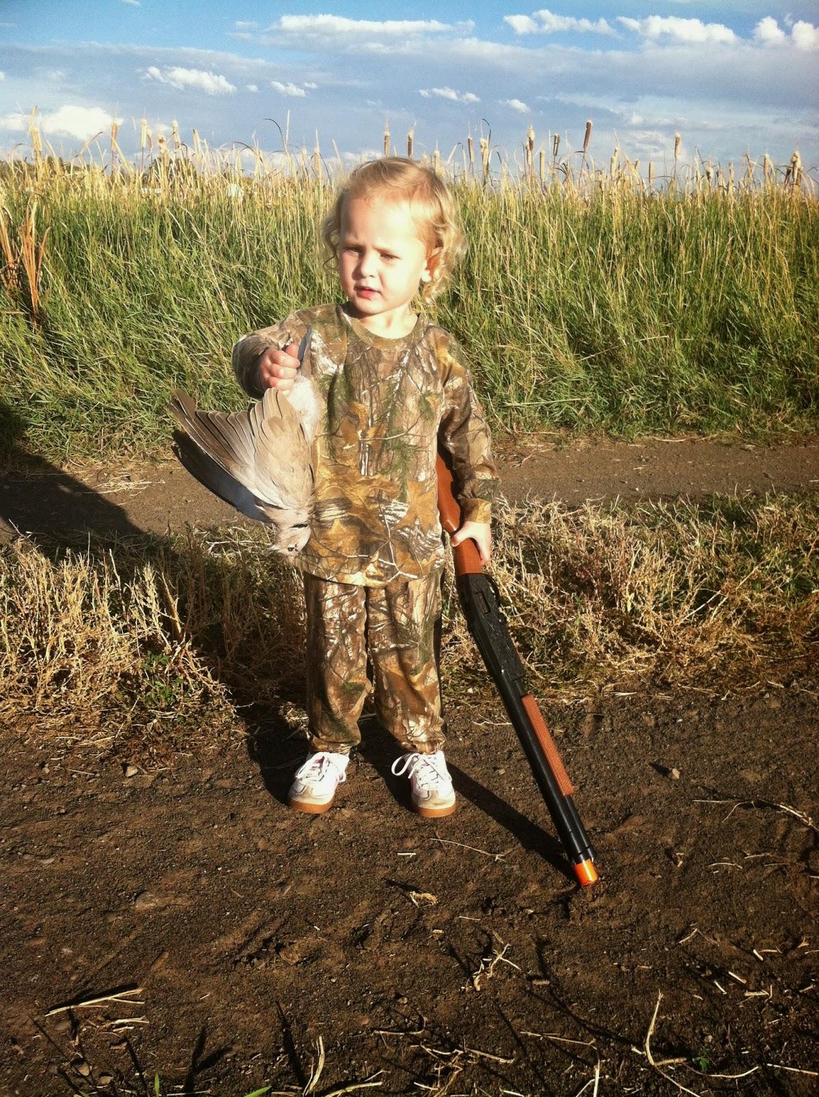 Girls Hunt Too