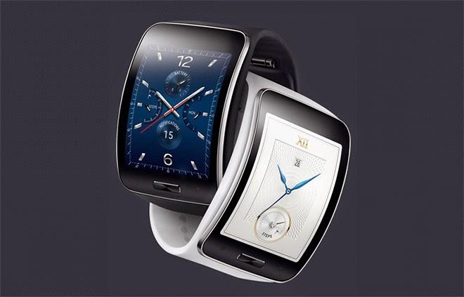Jam Tangan Pintar Samsung Gear S di Bandrol 470 Dollar! Pantas Kah?