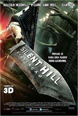 Terror em Silent Hill: Revelação