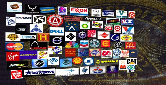 los 5 logos corporativos m225s siniestros illuminati factory