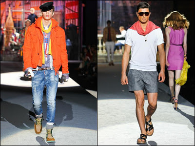 Summer Fashions  on Trends  Summer 2012 Fashion Trends   Men