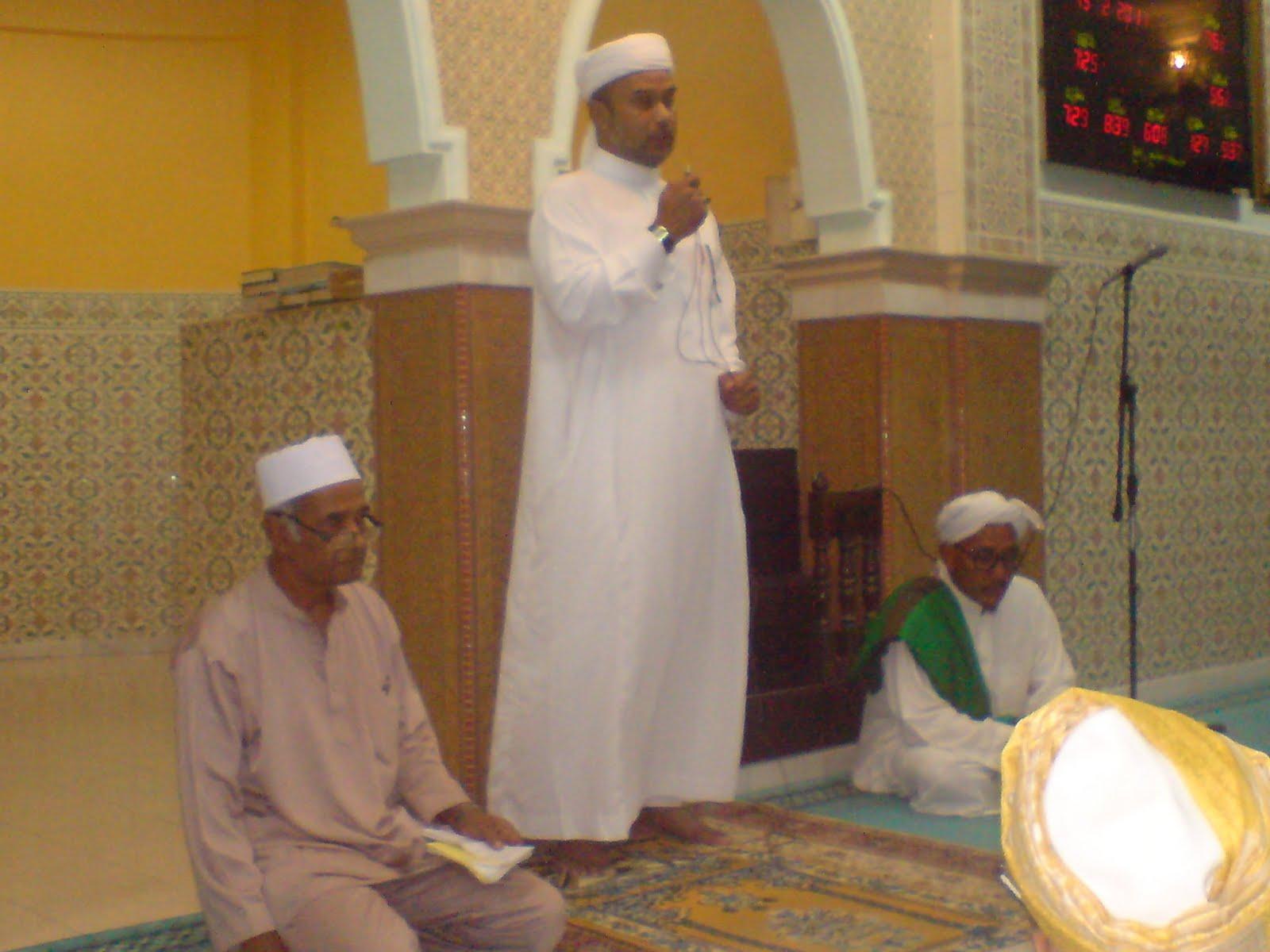 Contoh Bacaan Doa Selamat Selepas Solat Portal