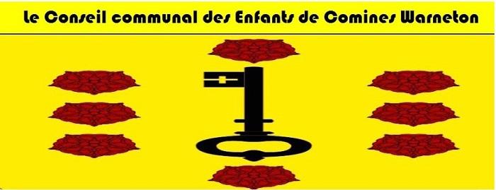 Le Conseil communal des Enfants de Comines Warneto