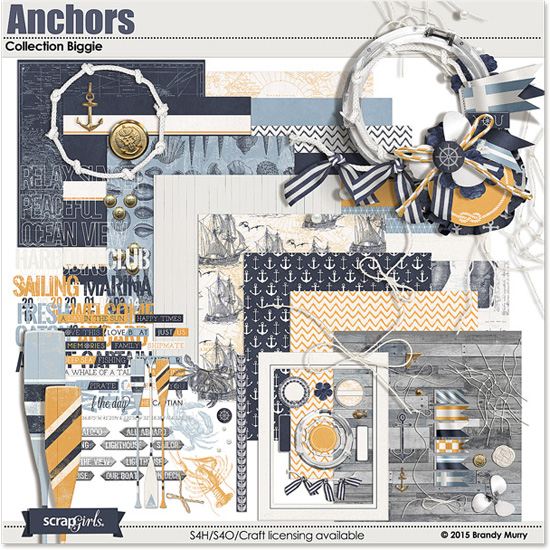 Anchors Collection Biggie