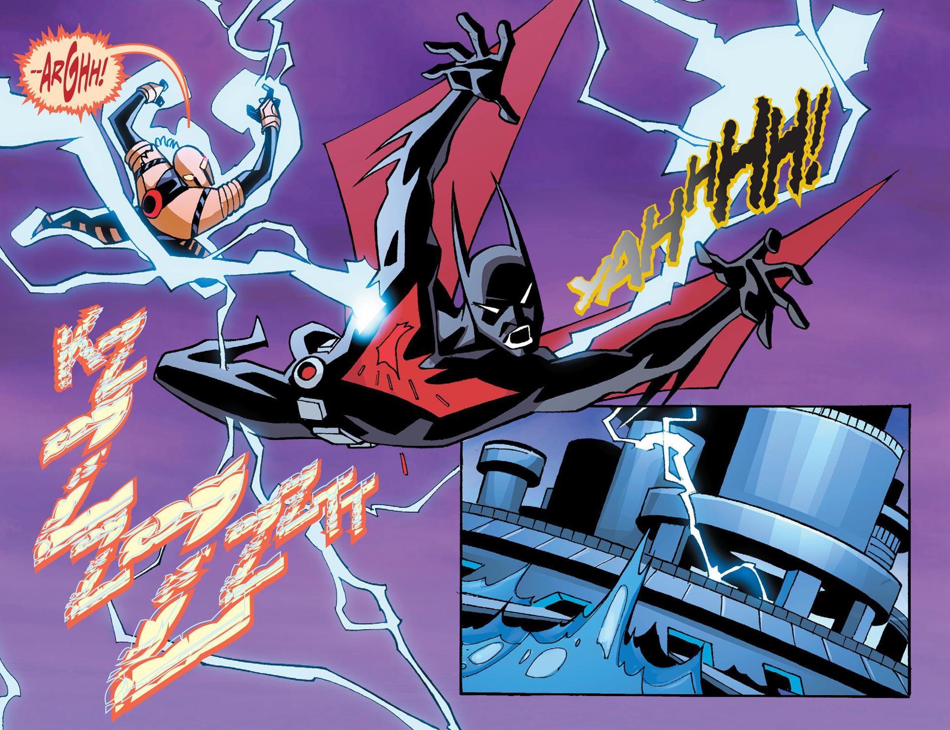 Batman Beyond 2.0 #8 #33 - English 11