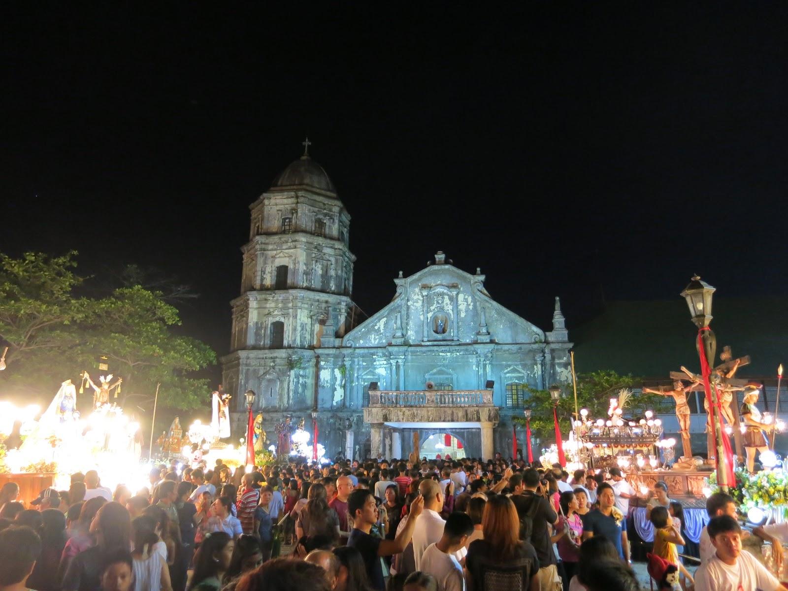Splash Of Yellow Semanta Santa Holy Week Activities In