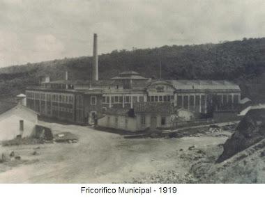 MATADOURO MUNICIPAL EM 1919