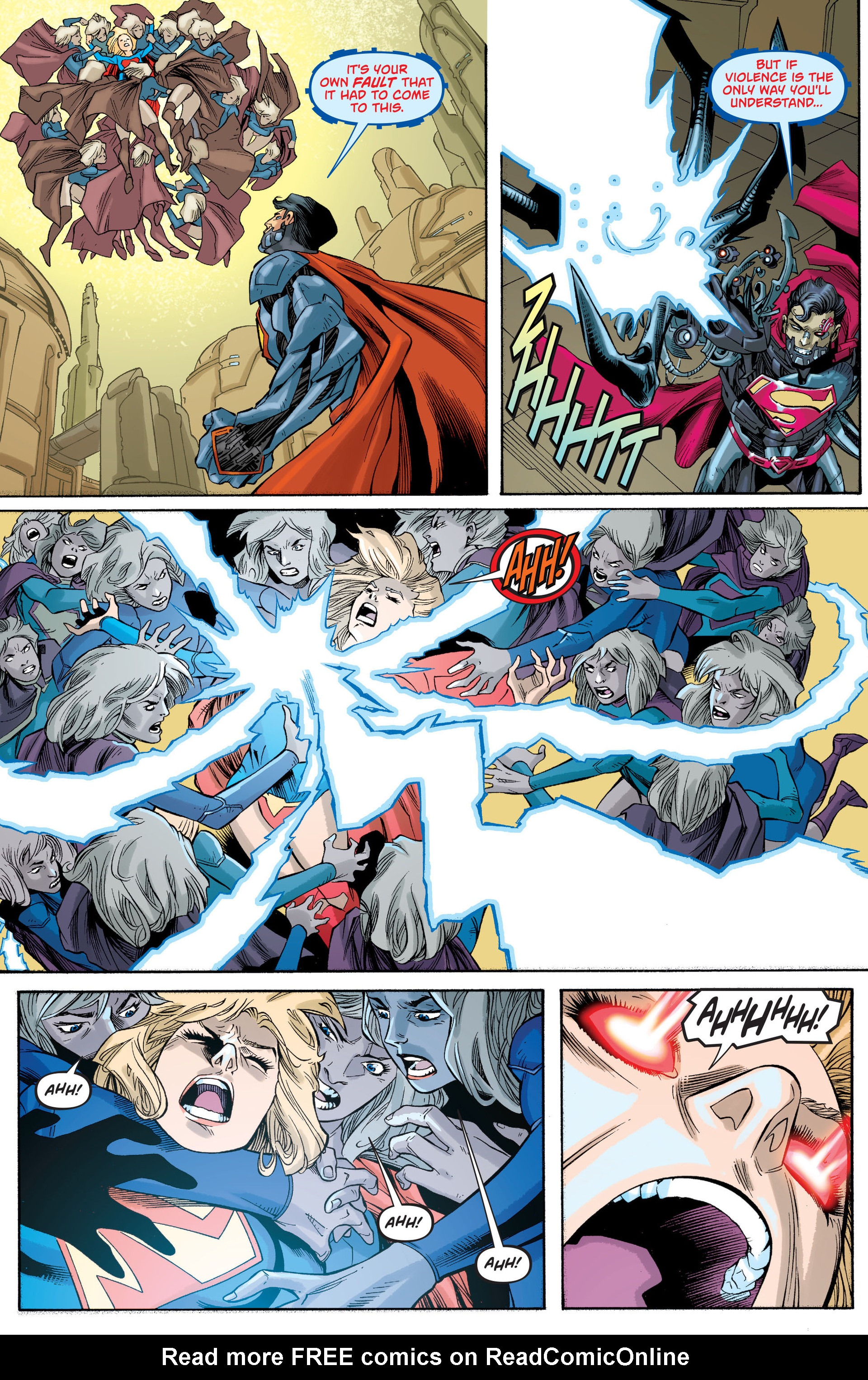 Supergirl (2011) Issue #22 #24 - English 17