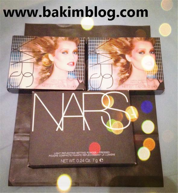 nars alliklar limited edition blog