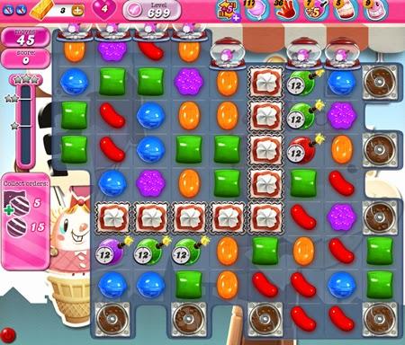 Candy Crush Saga 699